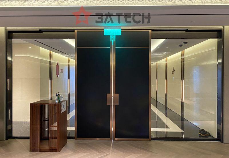 3ATECH - Sản xuất và lắp đặt hệ thống cửa tự động dự án SKT.VN