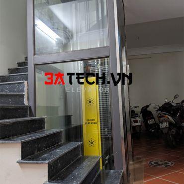 Sản xuất thang kính giá rẻ, chất lượng tốt nhất tại Hà Nội