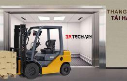 3 điều cần biết khi sản xuất thang máy tải hàng