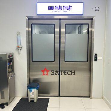 3ATECH - Công ty sản xuất cửa phòng mổ uy tín