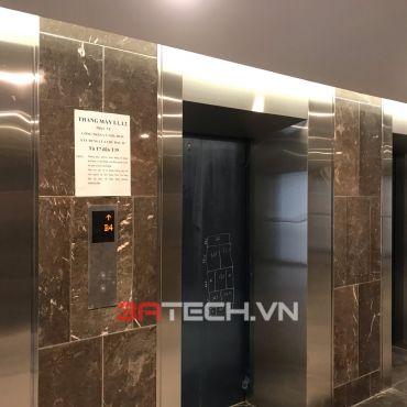 Ốp thang máy inox đẹp chính hãng giá rẻ