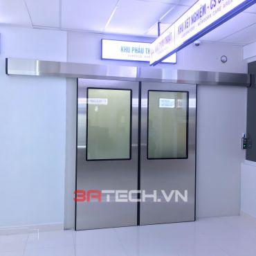 Phòng mổ bệnh viện được thiết kế theo tiêu chuẩn nào?