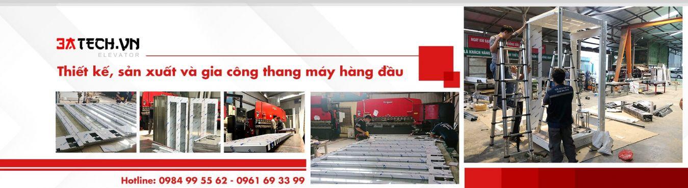 Thiết kế sản xuất thang máy