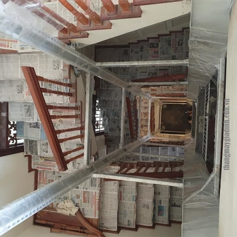 Sản xuất thang máy cho nhà cải tạo: Đến ngay 3ATECH