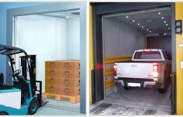 Sản xuất thang máy tải hàng chuyên nghiệp, nhanh chóng, chất lượng
