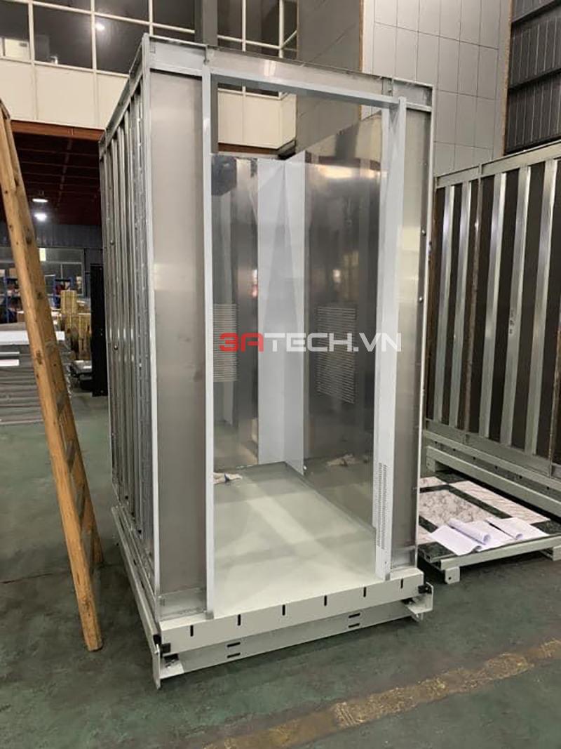 Sản xuất lắp đặt cửa tự động tại Hà Nội